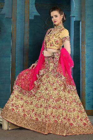26501 Bridal Lehenga Choli