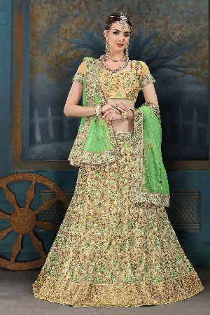 26502 Bridal Lehenga Choli