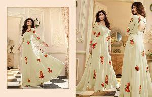 26562 Tanvi Semi Stitched Suit
