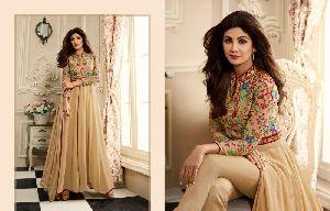 26564 Tanvi Semi Stitched Suit