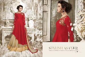27786 Charmi Gold Designer Suit