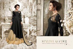 27788 Charmi Gold Designer Suit