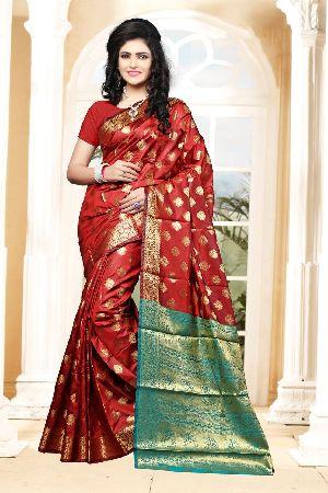 28983 Anushka Silk Saree