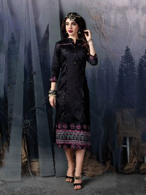 29541 Black Beauty Kurti