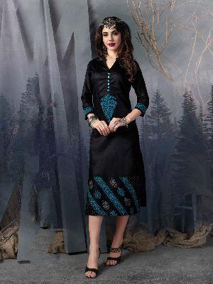 29542 Black Beauty Kurti