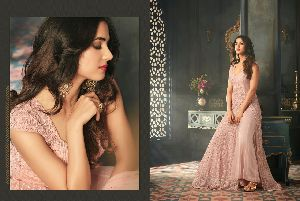 30406 Tihor Semi Stitched Suit