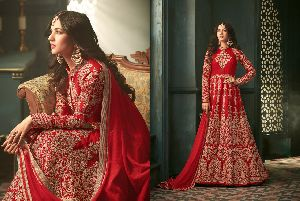 30407 Tihor Semi Stitched Suit