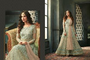 30408 Tihor Semi Stitched Suit