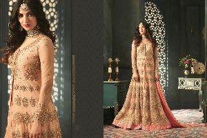 30409 Tihor Semi Stitched Suit