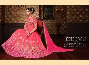 30896 Krishna Anarkali Suit