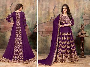 31683 Vishakha Semi Stitched Suit