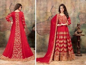 31684 Vishakha Semi Stitched Suit