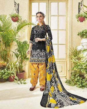 32233 Tanuja Unstitched Punjabi Salwar Kameez