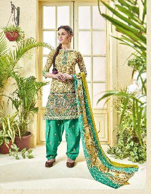 32234 Tanuja Unstitched Punjabi Salwar Kameez