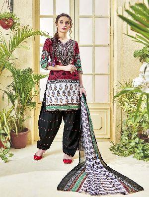 32235 Tanuja Unstitched Punjabi Salwar Kameez