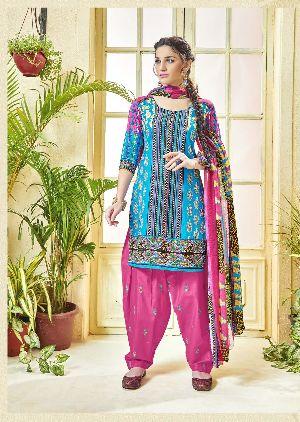 32237 Tanuja Unstitched Punjabi Salwar Kameez
