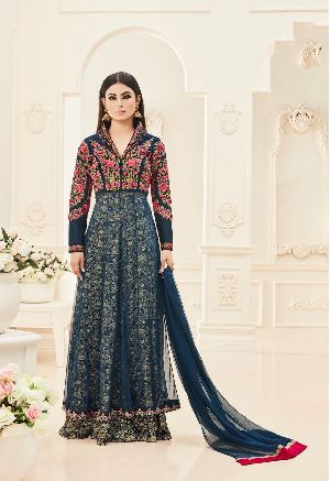 Shubhangini Semi Stitched Suits