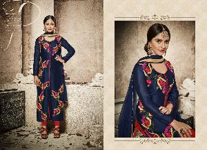 Sukirti Semi Stitched Suits