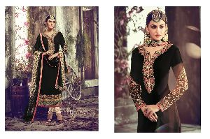 Tamanna Semi Stitched Suits