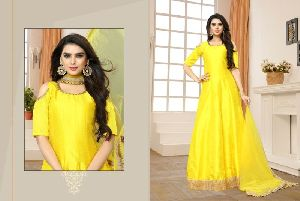 Yukti Semi Stitched Suits