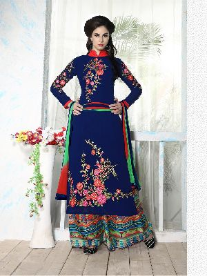Zaira Semi Stitched Suits