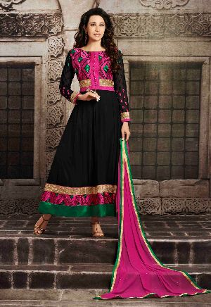 Zikkra Semi Stitched Suits