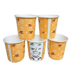 Disposable Printed Paper Cup 05