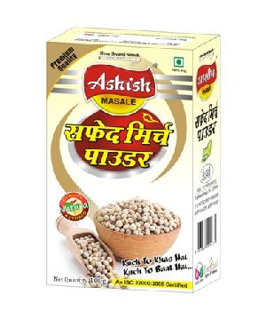 Ashish Safed Mirch Powder