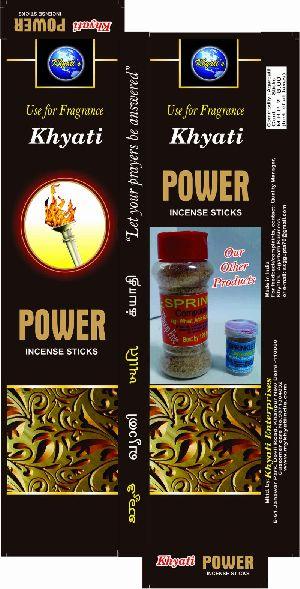 Power Incense Stick