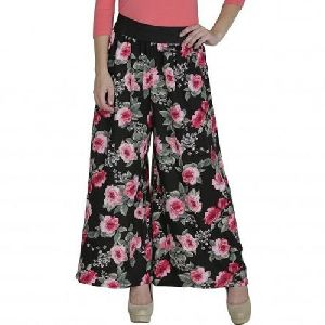 Party Wear Palazzo Pant