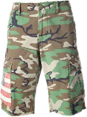 FS-2302 Camouflage Shorts