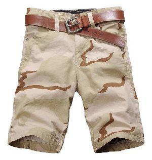FS-2303 Camouflage Shorts