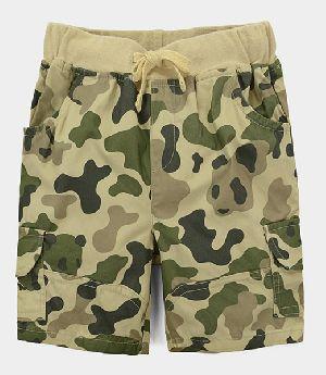 FS-2306 Camouflage Shorts