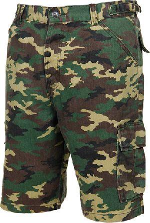 FS-2308 Camouflage Shorts