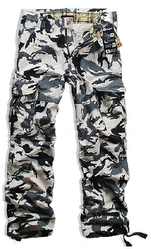 FS-2407 Camouflage Pant