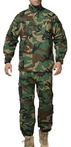 FS-2502 Camouflage Uniform