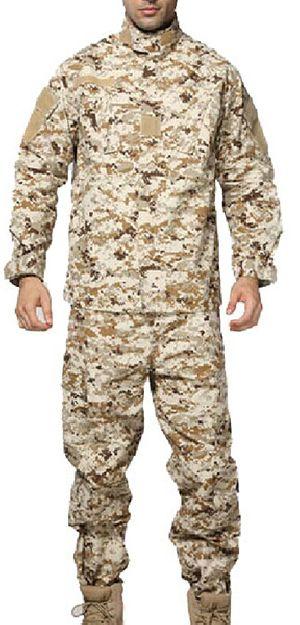 FS-2504 Camouflage Uniform