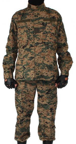 FS-2507 Camouflage Uniform