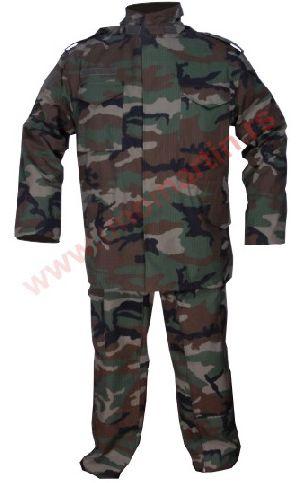 FS-2509 Camouflage Uniform