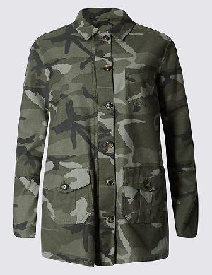 FS-2601 Camouflage Jacket
