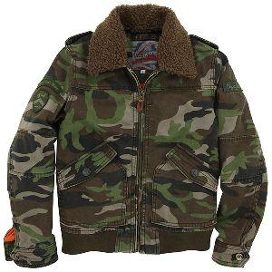 FS-2602 Camouflage Jacket