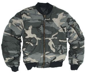 FS-2603 Camouflage Jacket