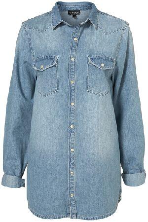 FS-2701 Denim Shirt