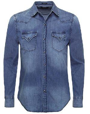 FS-2703 Denim Shirt