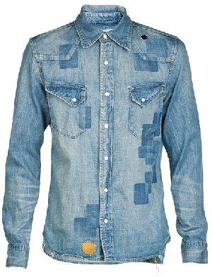 FS-2704 Denim Shirt
