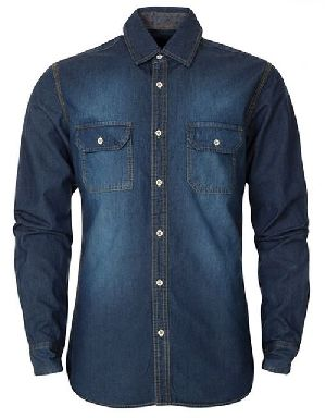 FS-2706 Denim Shirt