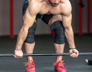 Gym Knee Wrap