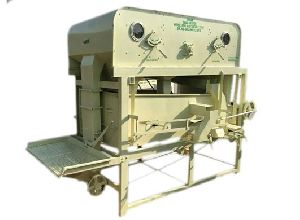Air Screen Seed Grader