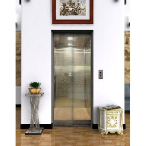 Auto Door Home Elevators