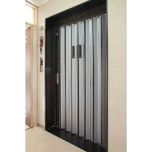 Imperforated Door Elevator
